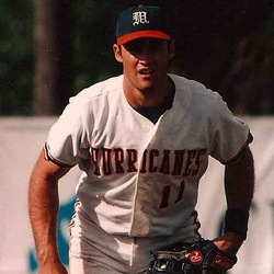 Pat Burrell at University of Miami
